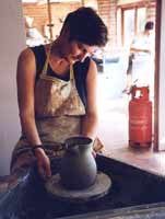 pottery courses